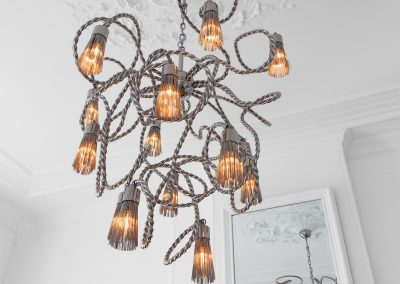 Sulstans Of Swing Chandelier Conical