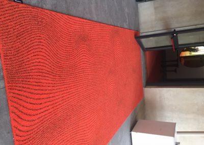 SYMBIOSIS Milaan rug - red